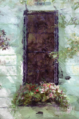 Photograph - Charlestons Windowbox by Donna Bentley