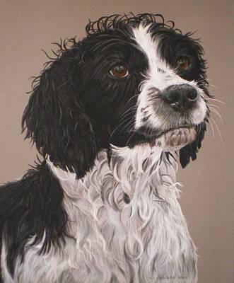 Pastel - Charlie by Joanne Simpson