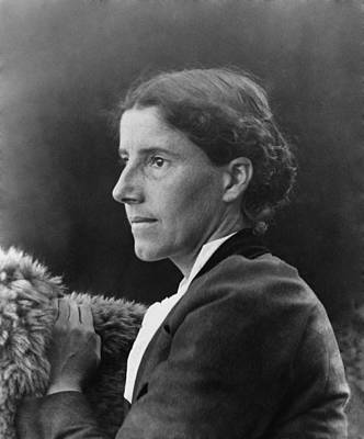 Social Movements Photograph - Charlote Perkins Gilman 1860-1935 by Everett