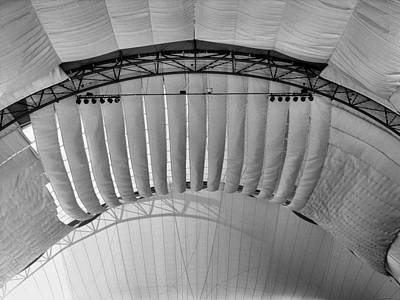 Arcitecture Photograph - Charlottesville Pavilion I by Steven Ainsworth