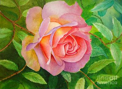 Painting - Charming Beauty by Anjali Vaidya