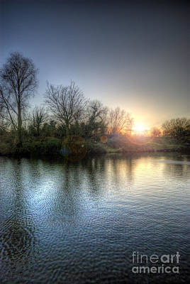 Photograph - Charnwood Lake by Yhun Suarez