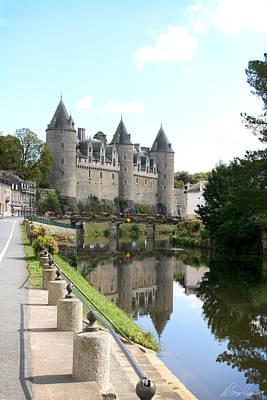 Photograph - Chateau De Josselin by Diana Haronis