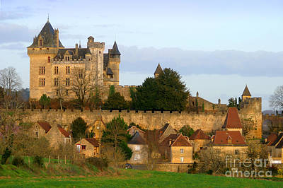 Photograph - Chateau De Montfort by Paul Topp