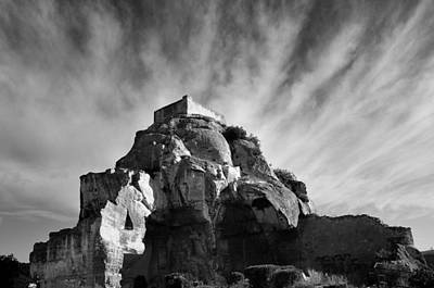 Photograph - Chateau Des Baux by Chateau des Baux