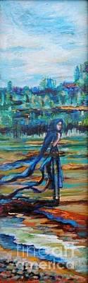 Chatham Spirit-sold Art Print by Mirinda Reynolds