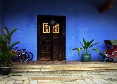 Photograph - Cheong Fatt Tze Mansion by Lynn Hughes