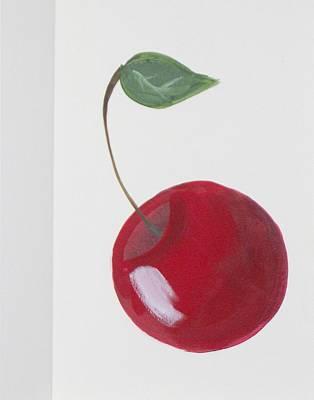 Painting - Cherry by Kim Chambers