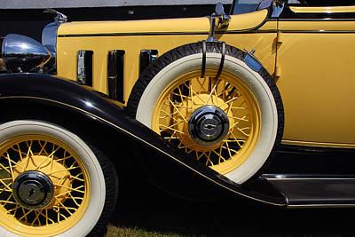 Photograph - Chevrolet 1932 by John Schneider
