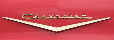 Chevrolet Emblem Original