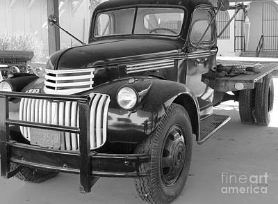 Photograph - Chevrolet Farm Truck by Pamela Walrath