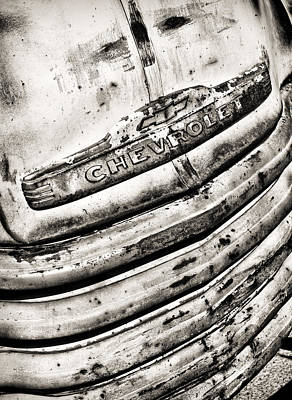 Photograph - Chevrolet by Ian Merton