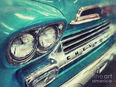 Photograph - Chevrolet by Traci Cottingham