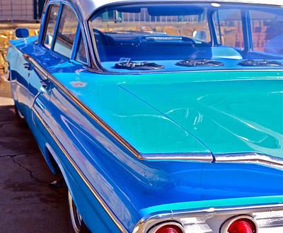 Chevy Bel Air Original by Bill Owen
