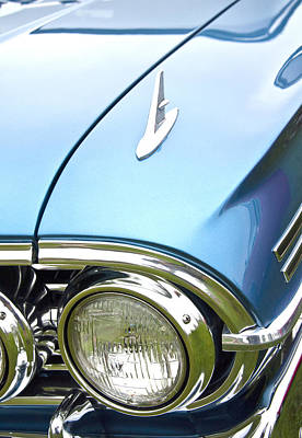 Photograph - Chevy Impala 1960 Convertible by Glenn Gordon