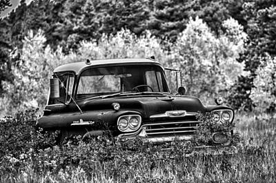 Photograph - Chevy In The Rough by Kevin Munro