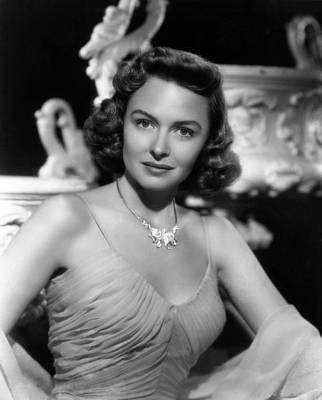 1949 Movies Photograph - Chicago Deadline, Donna Reed, 1949 by Everett