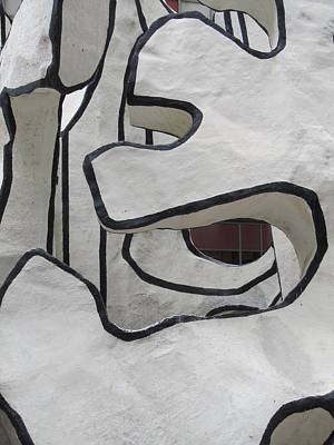 Photograph - Chicago Dubuffet-1 by Todd Sherlock