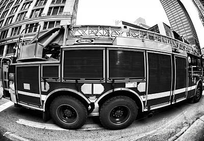 Photograph - Chicago Fd by John Rizzuto