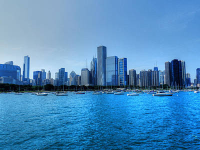 Chicago Photograph - Chicago Tm 0015 by Lance Vaughn