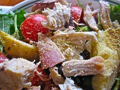 Chicken Salad 1 Original by Bill Owen