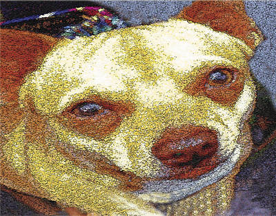 Chihuahua Art Print by Alice Ramirez