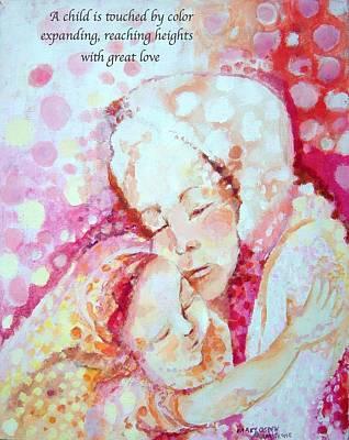 Child Of Love Art Print