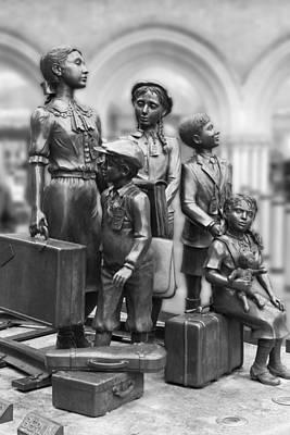 National Socialism Photograph - Children In The Second World War by Steve K