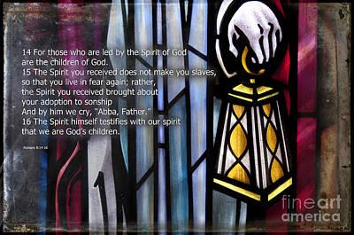 Children Of God Print by David Arment