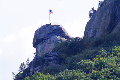 Photograph - Chimney Rock Nc by Duane McCullough