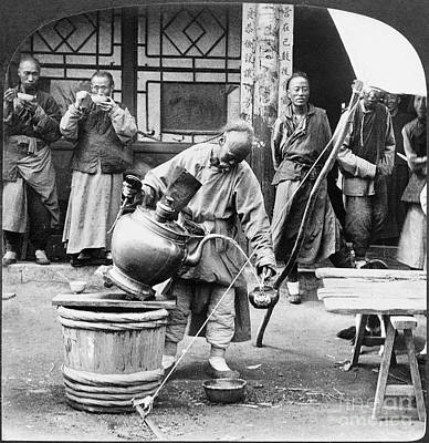 Photograph - China: Manchuria, C1906 by Granger