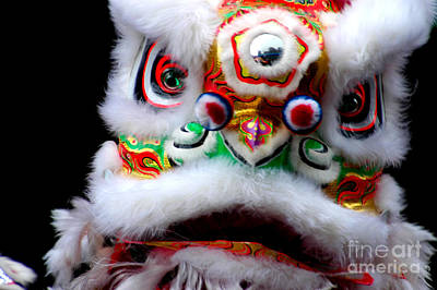 Chinese New Years Nyc 4705 Art Print