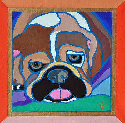 Painting - Chopper by Jenny Valdez