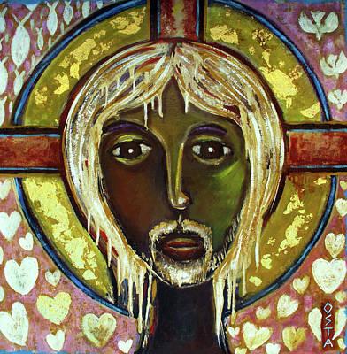 Christ Original by Andrew Osta