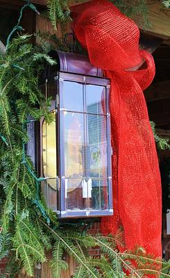 Photograph - Christmas Decor by Bruce Bley