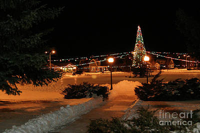 Photograph - Christmas In Anaconda by Katie LaSalle-Lowery