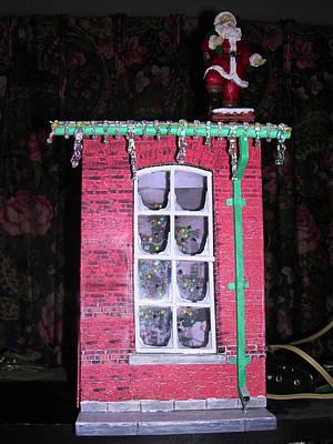 Christmas Memories Art Print by Gordon Wendling