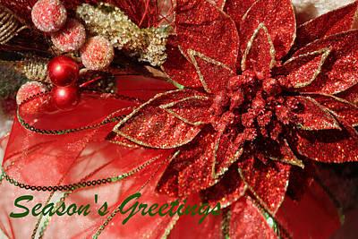 Christmas Photograph - Christmas Sparkle by Rosanne Jordan