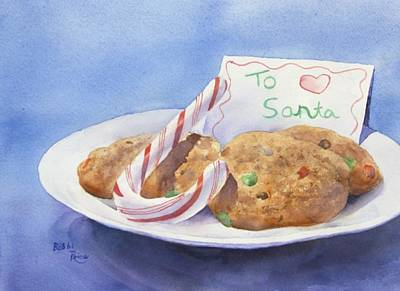 Painting - Christmas Traditions by Bobbi Price