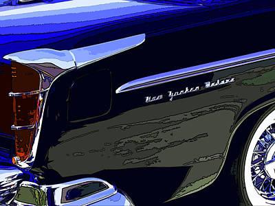 Chrysler New Yorker Deluxe Art Print