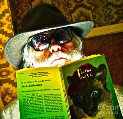 Chuck Taylor Author Art Print