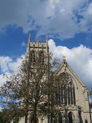 Photograph - Church-2 by Todd Sherlock
