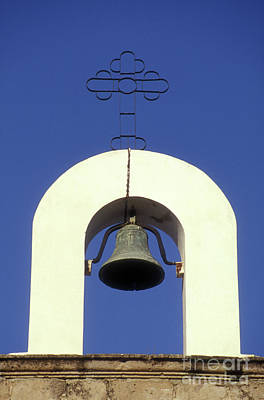 Photograph - Church Bell Mexico by John  Mitchell