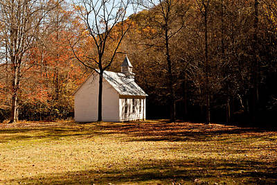 Photograph - Church by Greg Wyatt