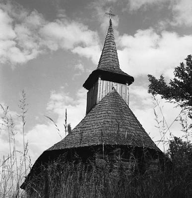 Photograph - Church In Maramures Romania by Emanuel Tanjala