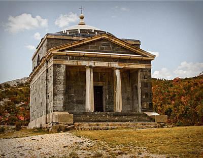 Church Of St Francis Original by Ivica Vulelija