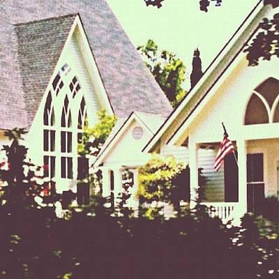 Unique Photograph - #church #old #unique #beautiful #ig by Seth Stringer