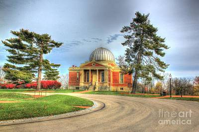 Photograph - Cincinnati Observatory by Jeremy Lankford