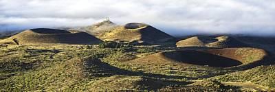 Cinder Cones, Mauna Kea, Hawaii Art Print