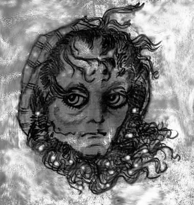 Cinderella - Fairy Godmother Art Print